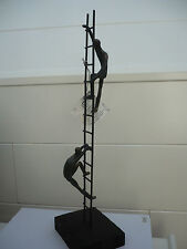 "Casablanca Design Skulptur ""Balance of Power""  Art.79127 Geschenk NEU"