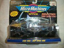 Micro Machines Star Trek DEEP SPACE NINE  Star Trek Collection #5 Brand New 1993