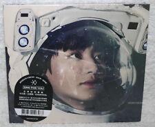 EXO Winter Special Album Sing For You Taiwan CD+Card CHANYEOL ver(Mandarin Lan)