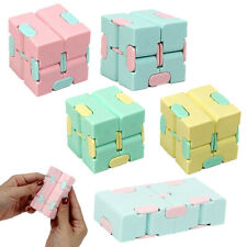 US Cube Stress Fidget Toys Sensory Infinity Autism Anxiety Relief Kid Adult Gift