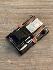 Akai Tape Splicer As 3 Cut Trim Made In Japan 1/4 Zoll Tonband Reel Cassette