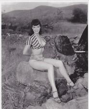 Bettie Page HOT GLOSSY PHOTO No6