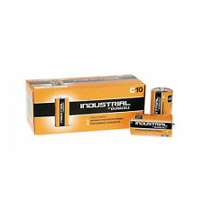 20 Duracell Procell C Size Alkaline Battery 1.5V MN1400 LR14 BABY MEZA TORCIA