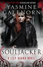 Souljacker by Yasmine Galenorn 2017 A Lily Bound Novel Paranormal Paperback