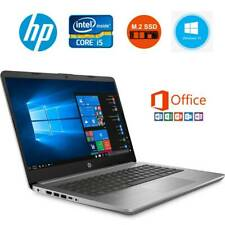 "PC COMPUTER PORTATILE SOTTILE LAPTOP NOTEBOOK HP 14"" i5 8GB SSD 256GB WINDOWS 10"