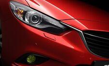 2014 14 Mazda 6 Yellow Fog Light Overlay Tint mazdaspeed zoom zoom jdm s