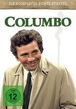 COLUMBO (Peter Falk), Staffel 8, 3 DVDs NEU+OVP