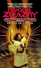 Prince of Chaos (Chronicles of Amber) by Zelazny, Roger
