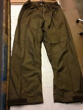 German Army Goretex Overtrouser (New) size 36/38""
