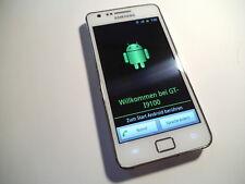 Samsung  Galaxy S II GT-I9100 - 16GB - Ceramic White (Ohne Simlock) Smartphon...