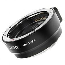 Meike Autofokus AF Objektiv Adapter Ring Für Canon EOS EF-S to EOS M EF-M Mount