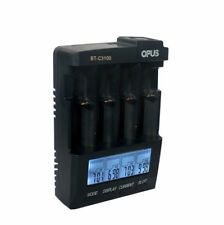 OPUS BTC3100 Smart AAA Battery Charger