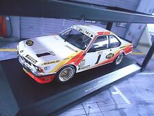 BMW 635 CSi DTM 24h Spa 1983 #1 Italia Grano Cecotto Kelleners Minichamps  1:18