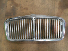 Jaguar XJ Series 3 Chrome Front Grill. Good condition. Vanes Straight. BAC1573