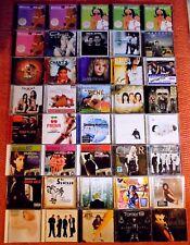 LOT 80 CD SOIT 0,99€ PIECE ALBUMS COMPILATIONS COFFRETS VARIETES DANCE !