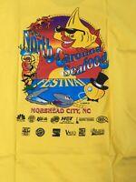 Vintage 2003 North Carolina Seafood Festival T-shirt. Large