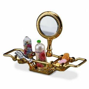 Reutter Porcelain - Dollhouse Miniature Decorated Bath Bridge