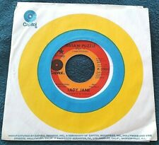 Lady Jane - Jigsaw Puzzle (Parts 1 & 2) 45 Promo Capitol rolling stones NM
