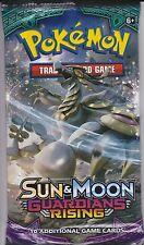 ~Pokemon Sun Moon Guardians Rising Booster Pack Tapu Lele Decidueye Sylveon GX!