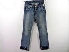 REPLAY Women WV410A 030 BOOTCUT LEG JEANS BLUE W28 L36 GRADE A SKU M416