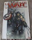 Ultimates vs Ultimate X-men 2002 War Captain America Wolverine PROMO Poster FN