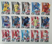 2020/21 Match Attax UEFA Champions - Set of 15 Update Cards