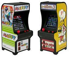Tiny Arcade Mappy and Tiny Arcade Burger Time Set of 2