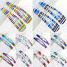 10Pcs Wholesale Multi-colour Hair Snap Clips Claws Girls Women Hair Accessory JT
