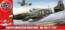 Airfix - North American Mustang Mk.IVa P-51K / RF-51D 1945 - 1:24 model kit