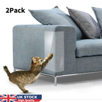 2X Pet Cat Couch Sofa Furniture Anti-Scratching Protector Guard Scratchers UK
