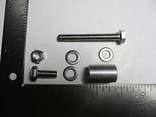 PORSCHE 944 POWER STEERING PUMP BUSHING KIT NEW 82 TO 85 ONLY