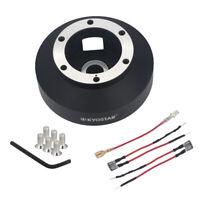 Kyostar Short Steering Wheel Hub Adapter Boss Kit For 08-14 Impreza WRX STI 105H