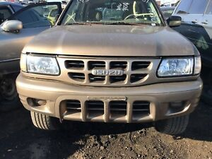 2000 2001 2002 Isuzu Rodeo Grill Grille With Emblem 00 01 02