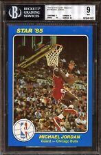 💎 1984-85 Star Court Kings Michael Jordan #26 - HOF Rookie RC - BGS 9 MINT