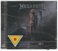 MEGADETH COUNTDOWN TO EXTINCTION CD F.C.CAPITOL SEALED!!!