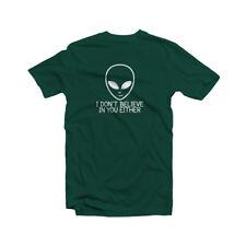 Alien T-Shirt Funny Sarcastic Alien Area 51 Galaxy Ufo Science Fiction