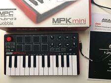 AKAI Professional MPK Mini MKII 25-Key USB Portable Contrôleur MIDI clavier