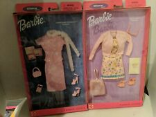 Barbie Charm Style fashion avenue lot of 2, NRFB 2000 . 28125 & 28129.