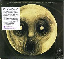 CD (NEU!) . STEVEN WILSON - The Raven that refused to SIng (Porcupine Tree mkmbh