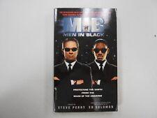 Men in Black by Steve Perry! (1997, Bantam, PB)! HIGH GRADE Movie Tie-in! LOOK!