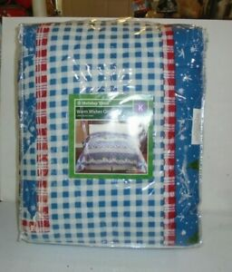 Christmas Quilt warm wishes quilt size king