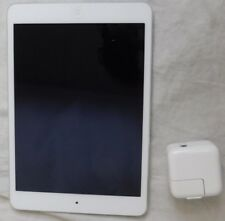 "Apple ipad Mini 2 Retina A1489 7.9""32GB Wi-Fi Only Silver White ME276LL/A Tablet"