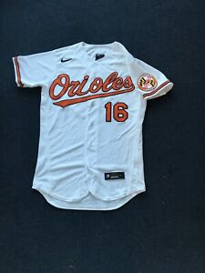 BALTIMORE ORIOLES TREY MANCINI AUTOGRAPHED JERSEY AUTHENTICATED NOT GAME WORN