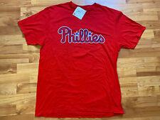 Bryce Harper Phillies T-shirt #3 Men's size Large Majestic NWT Men L New