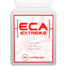90 x ECA EXTREME Fat Burner slimming DIET PILLS,weight loss,pre-workout,UK legal