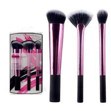 3PCS  Sculpting  Pro New Eyebrow Make Up Brushes Fan Samantha Sets Kit Tools