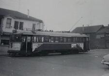 USA070 MUNICIPAL RAILWAY of SAN FRANCISCO 1950s TROLLEY 120 PHOTO California USA