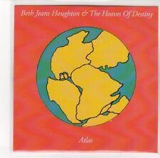 (DL454) Beth Jeans Houghton & The Hooves of Destiny, Atlas - 2012 DJ CD