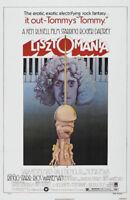 Lisztomania Roger Daltrey vintage movie poster print #2