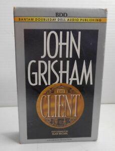The Client [Feb 01, 1993] Audio Cassette Grisham, John and Brown, Blair